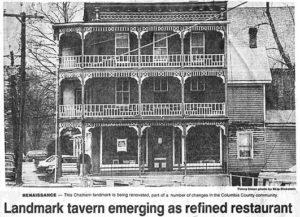 blue plate tavern